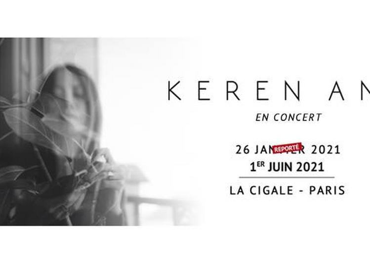 Keren Ann à Paris 18ème