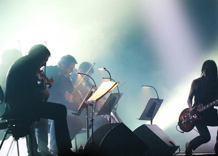 Keren Ann & Le Quatuor Debussy à Argenteuil