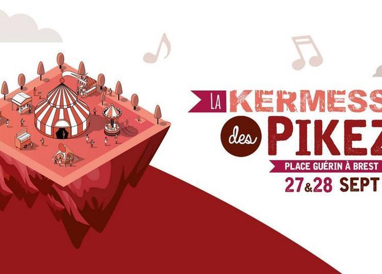 Kermesse des Pikez #3 à Brest