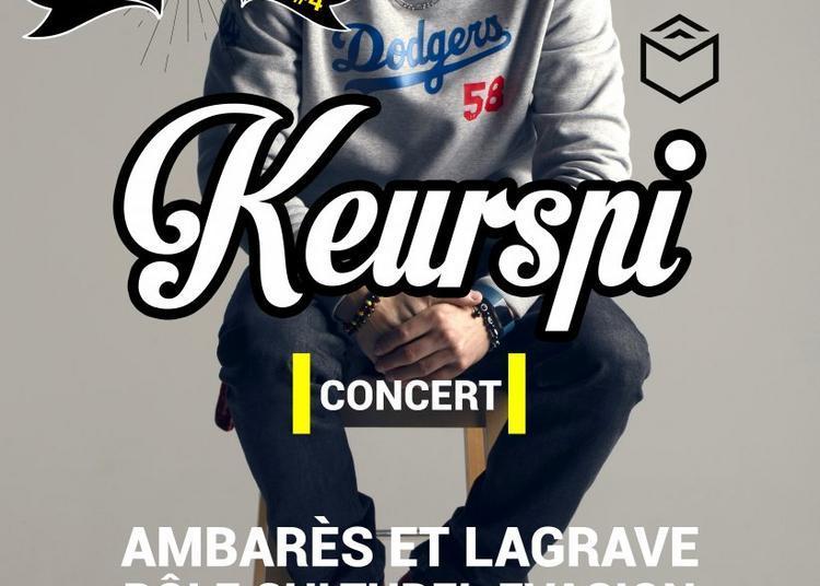 Keurspi, le concert à Ambares et Lagrave