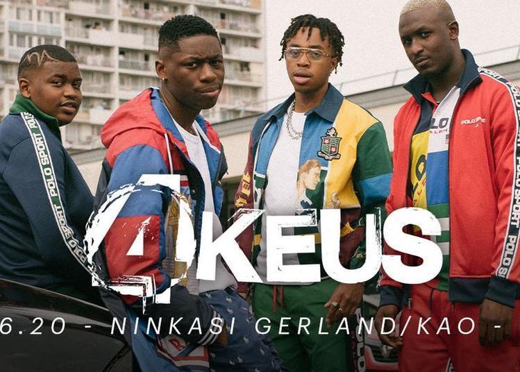 4keus - Ninkasi Gerland / Kao - Lyon