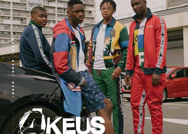 4KEUS - Report à Lyon