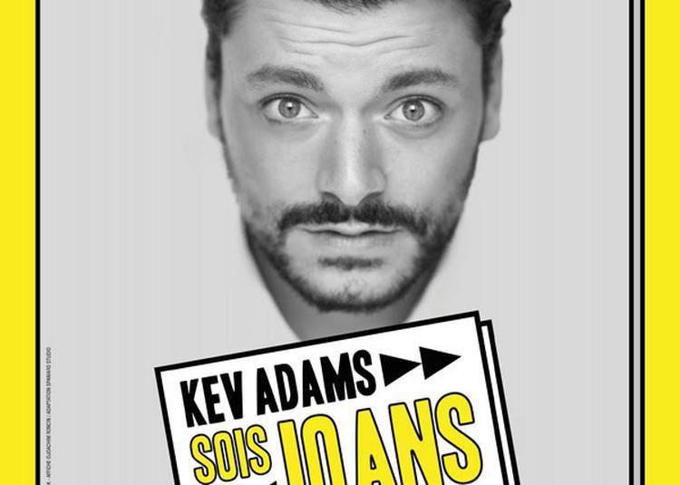 Kev Adams à Pontarlier