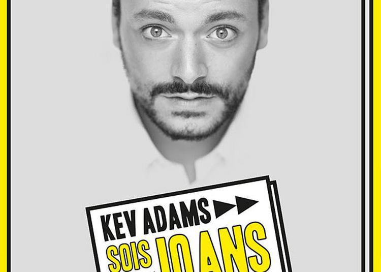 Kev Adams à Saint Amand les Eaux