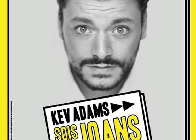 Kev Adams - Sois 10 ans à Chatellerault