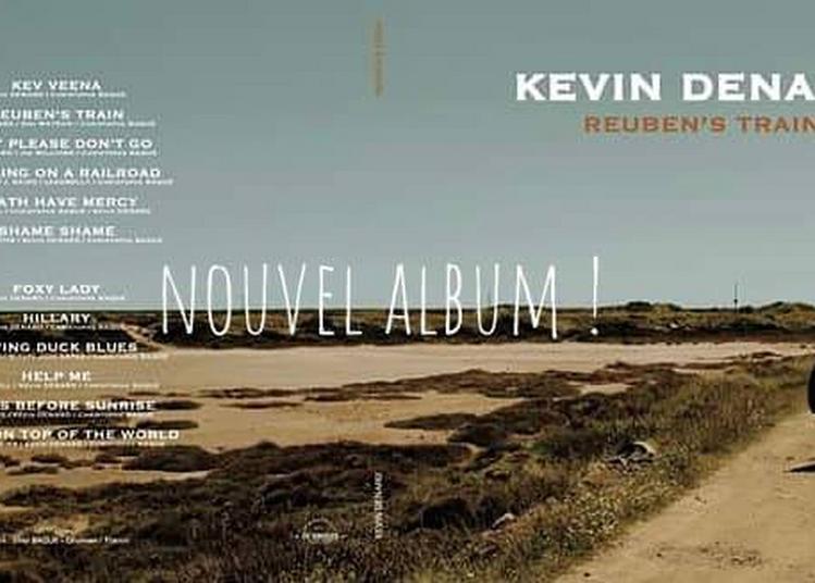 Kevin Denard à Borderes sur l'Echez