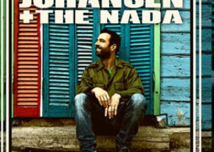 Kevin Johansen + The Nada à Paris 20ème
