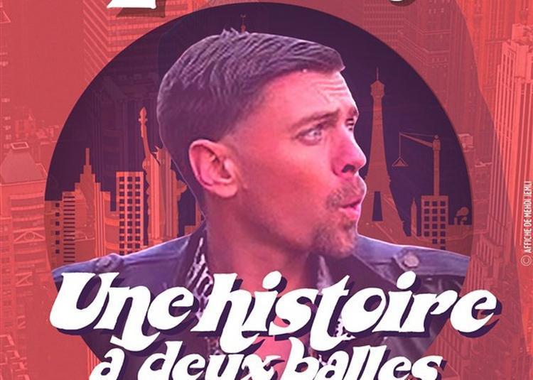 Kévin Rimaud Dans Une Histoire à Deux Balles à Paris 3ème