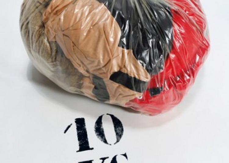 10kg de tissus à Amiens