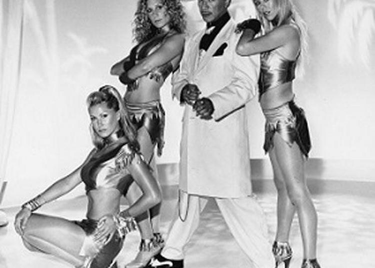 Kid Creole And The Coconuts à Orange