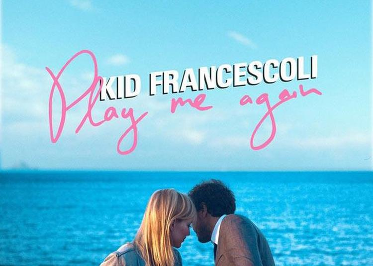 Kid Francescoli à Saint Nazaire