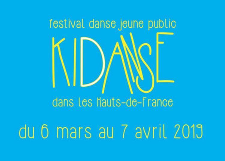KIDANSE #3 - festival danse jeune public à Chateau Thierry