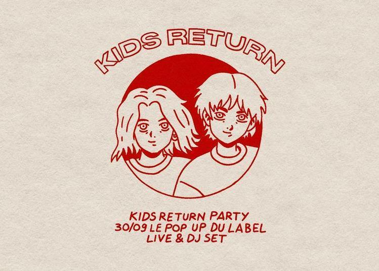 Kids Return au Pop-up Label ! à Paris 12ème