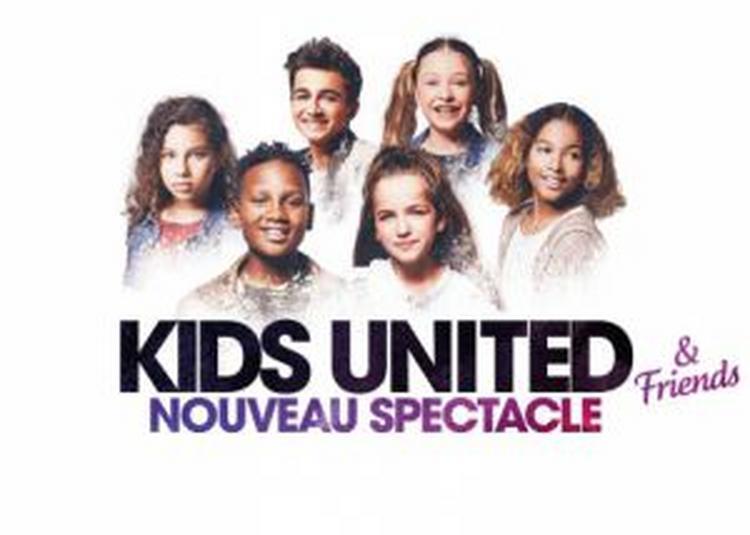 Kids United à Le Grand Quevilly
