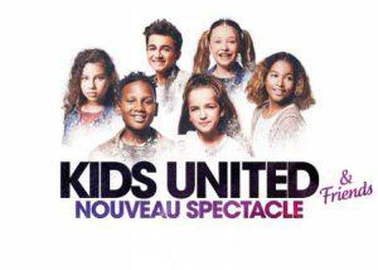Kids United à Nantes
