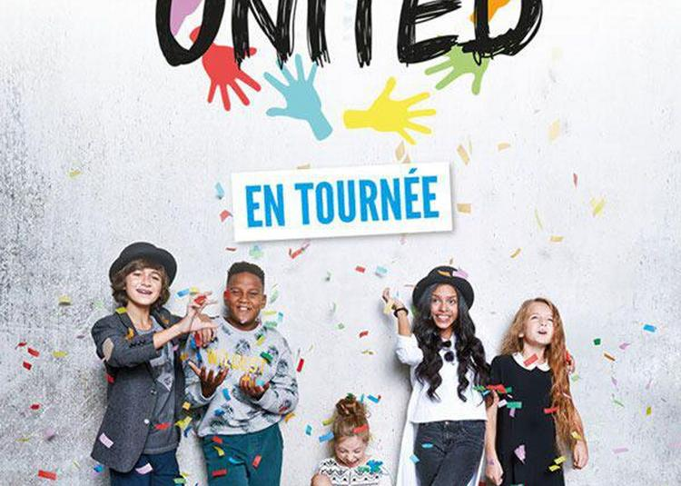 Kids United à Clermont Ferrand