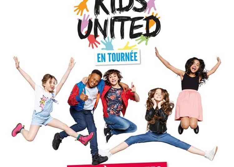 Kids United à Saint Etienne