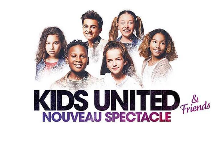 Kids United à Tours