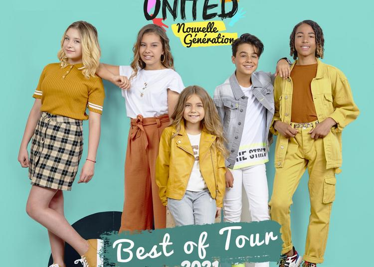 Kids United Nouvelle Generation - Best Of Tour à Floirac