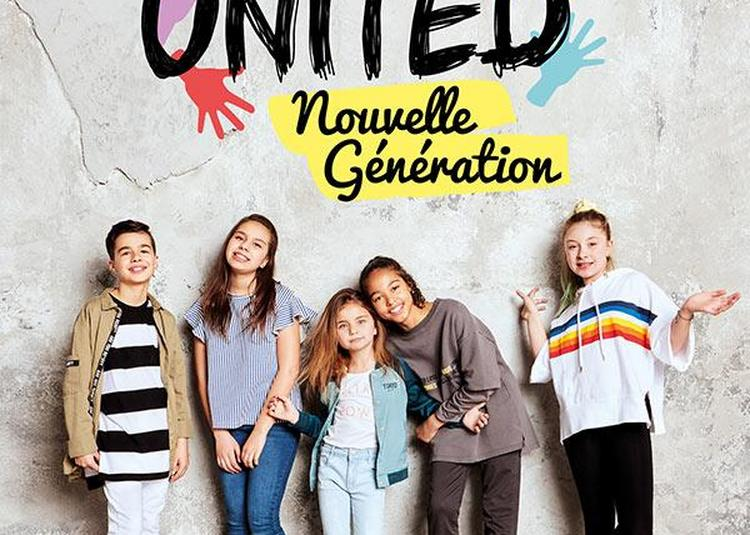 Kids United - Nouvelle Generation à Lyon