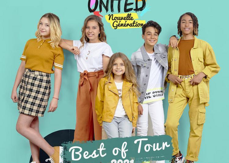 Kids United Nouvelle Generation - report à Strasbourg