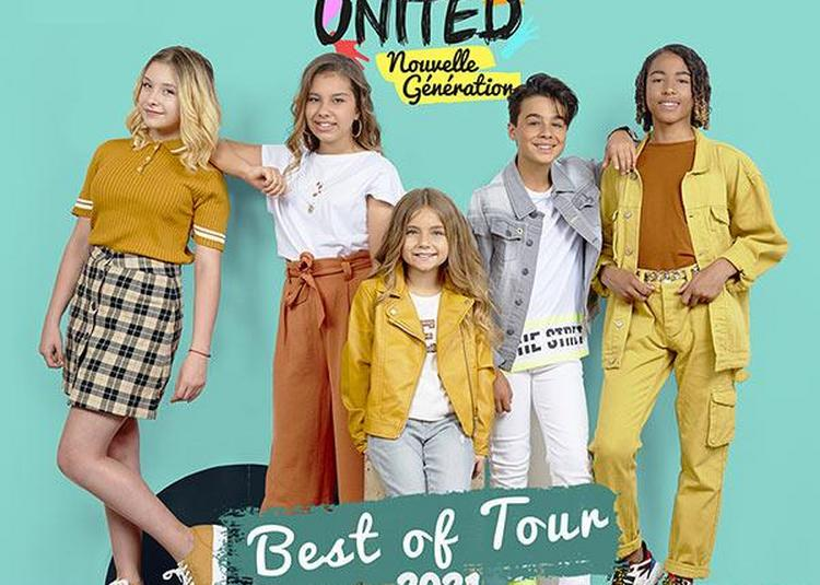 Kids United Nouvelle Generation à Tours