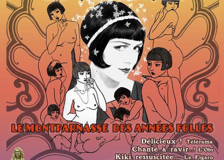 Kiki, Le Montparnasse à Saint Avertin