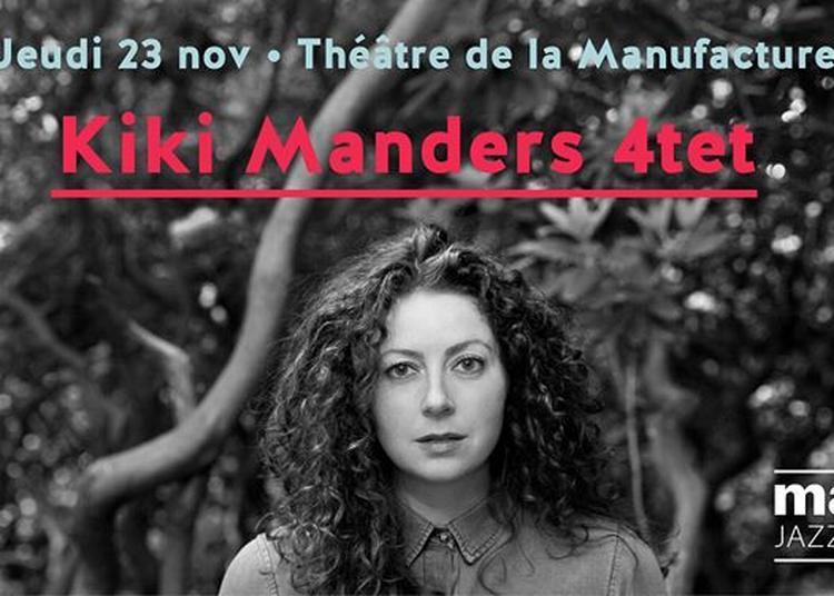 Kiki Manders 4tet à Nancy