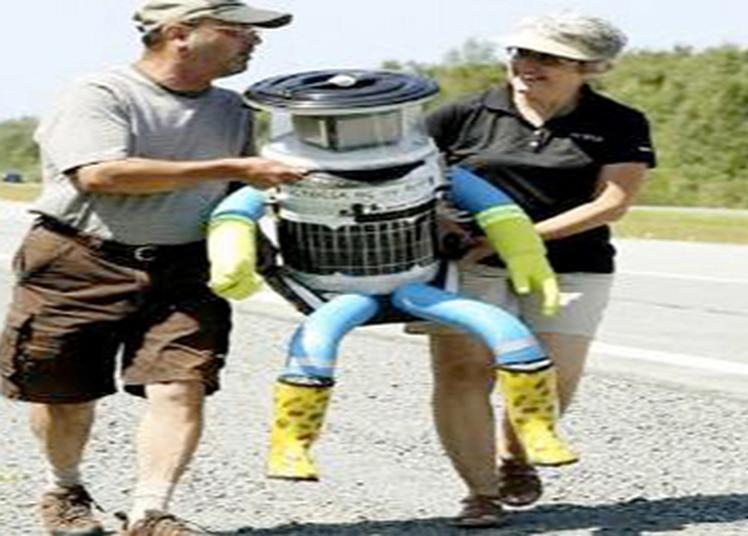Killing robots à Nimes