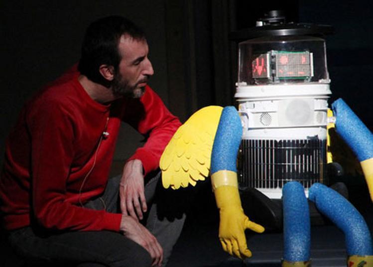 Killing Robots à Marseille