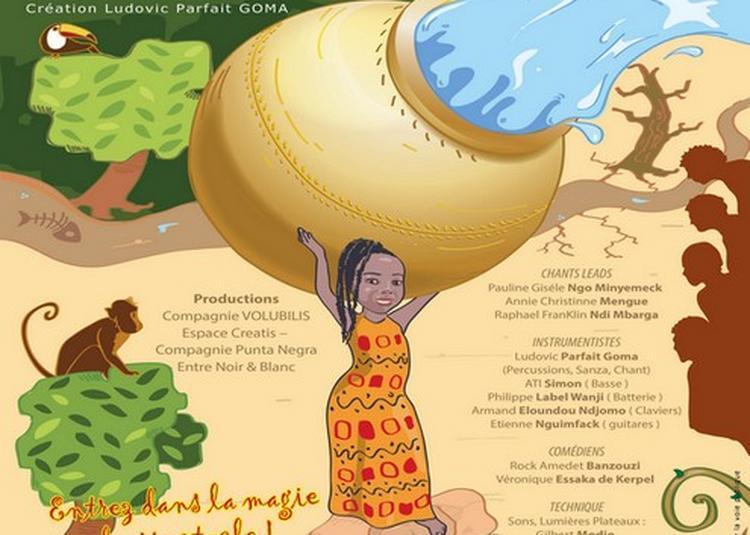Kimbiri La Chercheuse D'eau à Paris 19ème
