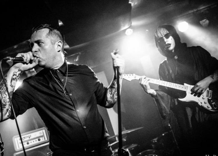 King Dude, Kaelan Mikla et The Dark Red Seed à Nantes