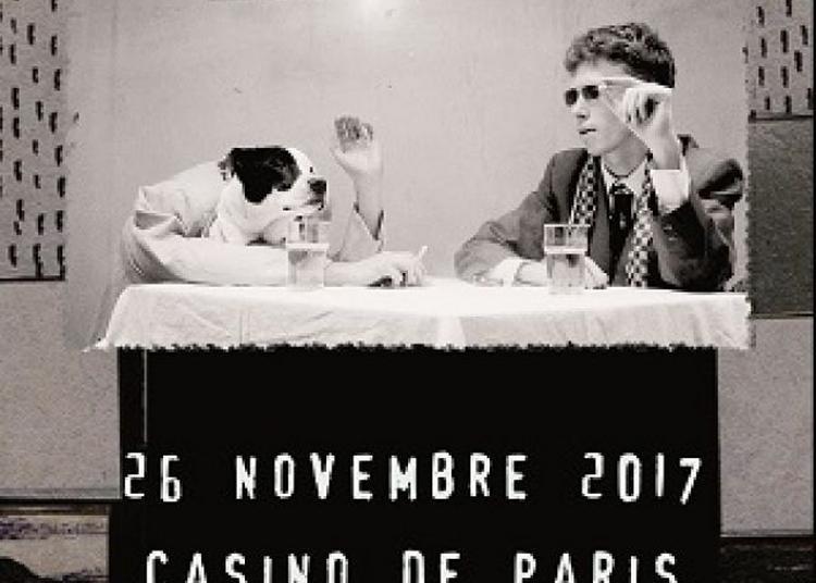 King Krule à Paris 9ème