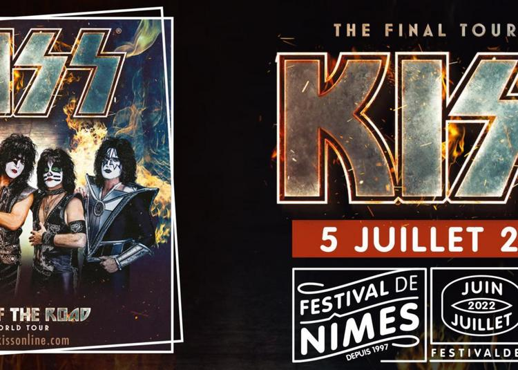 Kiss The Final Tour Ever - Report à Nimes