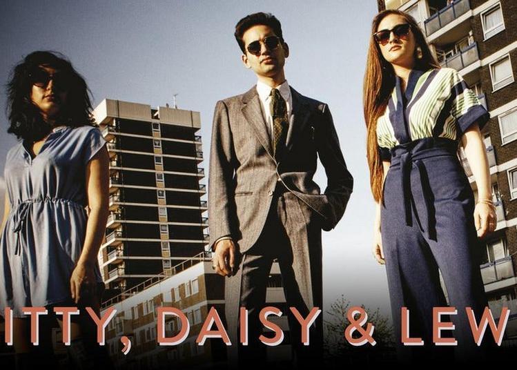 Kitty, Daisy & Lewis + Singe à Magny le Hongre