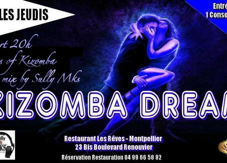 Kizomba Dream (initiation & Soirée) à Montpellier