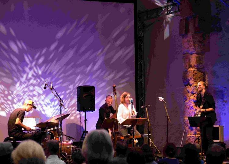 Rebecca Trescher - New Shapes Quartet à Paris 16ème
