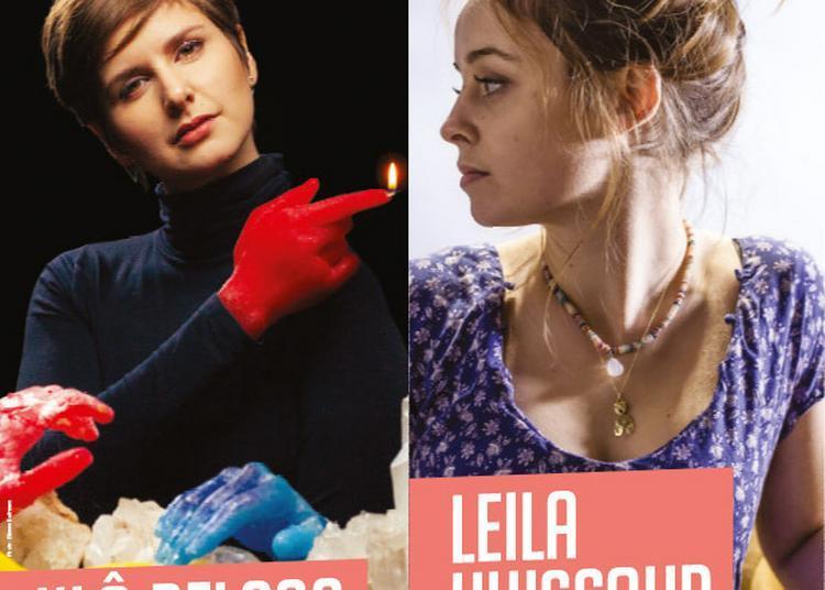 Klô Pelgag / Leïla Huissoud à Lyon
