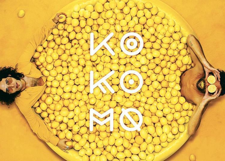 Ko Ko Mo en concert (Avec Wicked en 1ère partie) à Brest