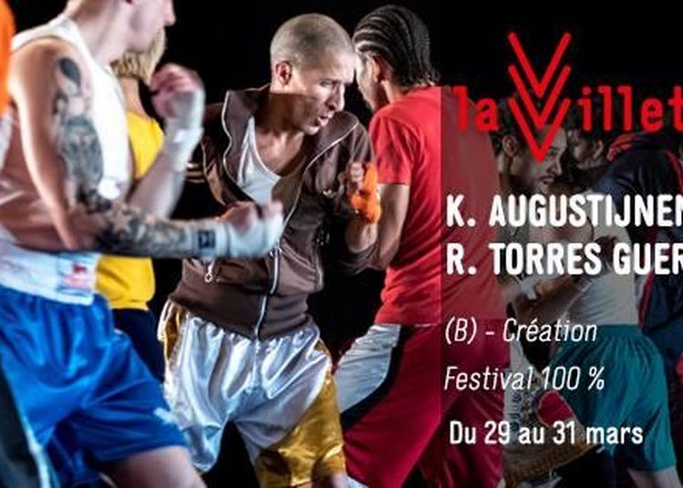 Koen Augustijnen & Rosalba Torres Guerrero - (B) à Paris 19ème
