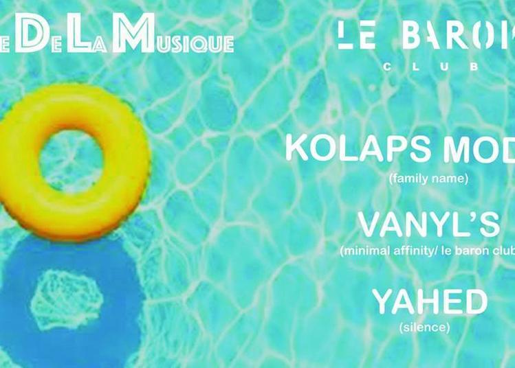 Kolaps model - Vanyl's (Fête de la Musique 2018) à Lille