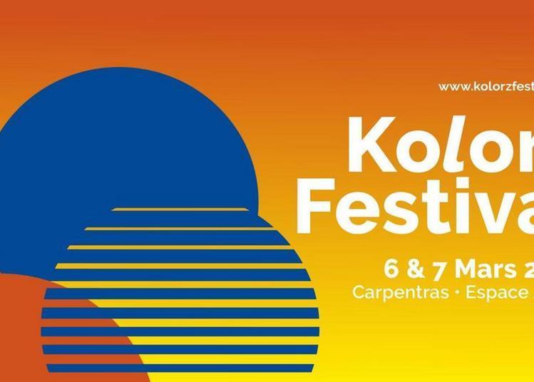 Kolorz Festival-Pass 2 Jours à Carpentras