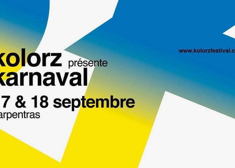 Kolorz Presente Karnaval-Pass 1 Jour à Carpentras