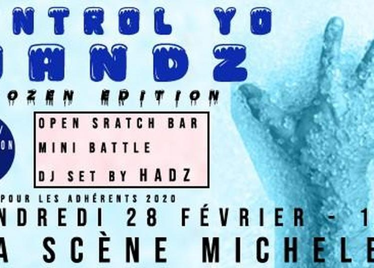 Kontrol Yo HANDZ Frozen Edition à Nantes