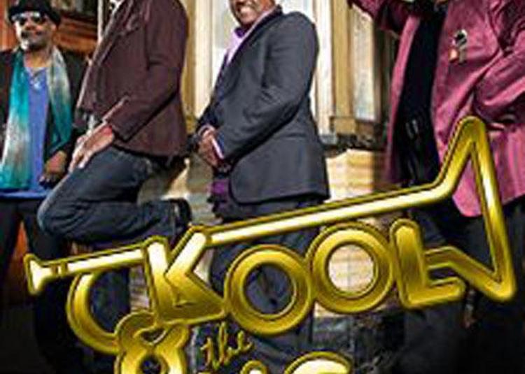 Kool And The Gang à Saint Raphael