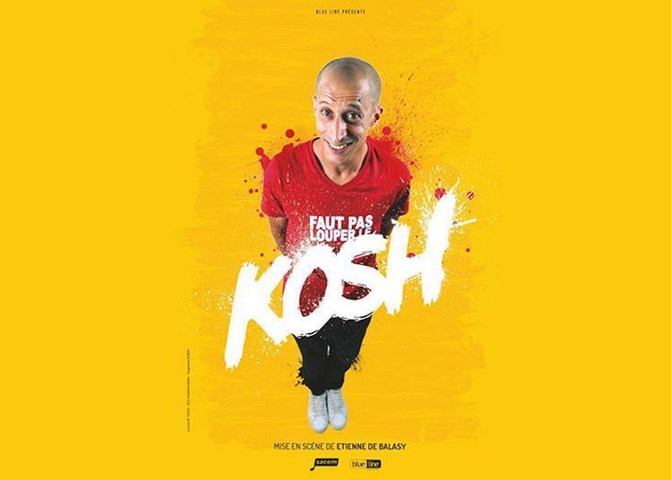 Kosh à La Valette du Var