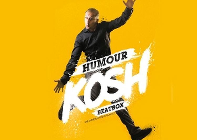 KOSH [humour & beatbox] à Clichy Sous Bois