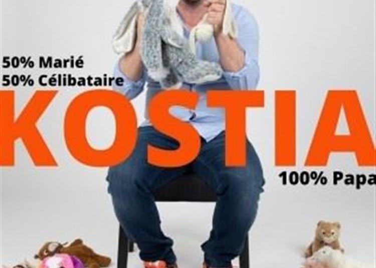 Kostia Dans Ca S'Est Pas Du Tout Passé Comme ça ! à Lille