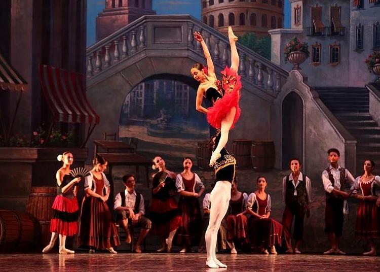 Kostroma : Ballet National de Russie à Pouzauges