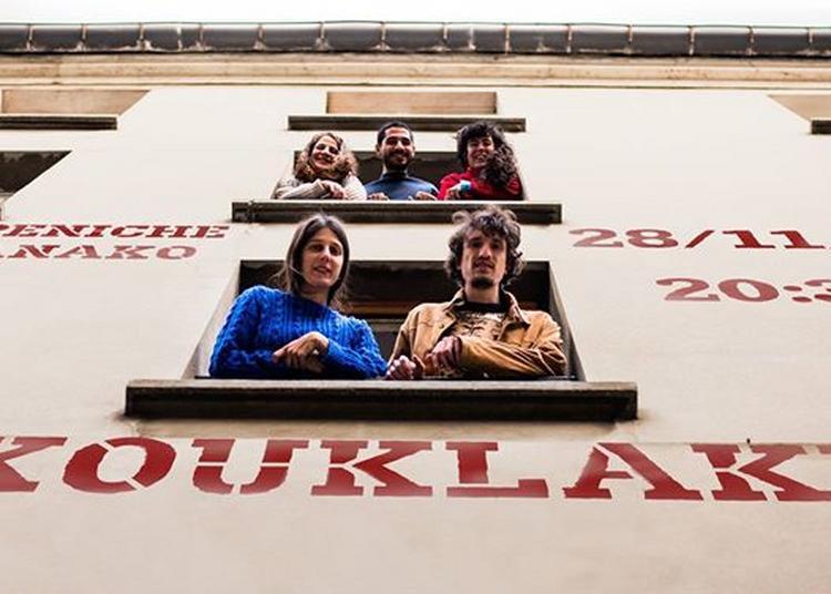 Kouklaki à Paris 19ème